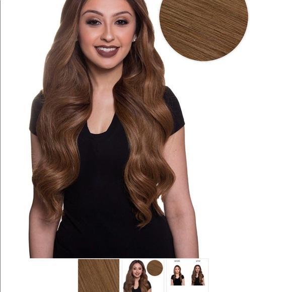 Bellami Accessories Bellissima Chesnut Brown Hair Extensions
